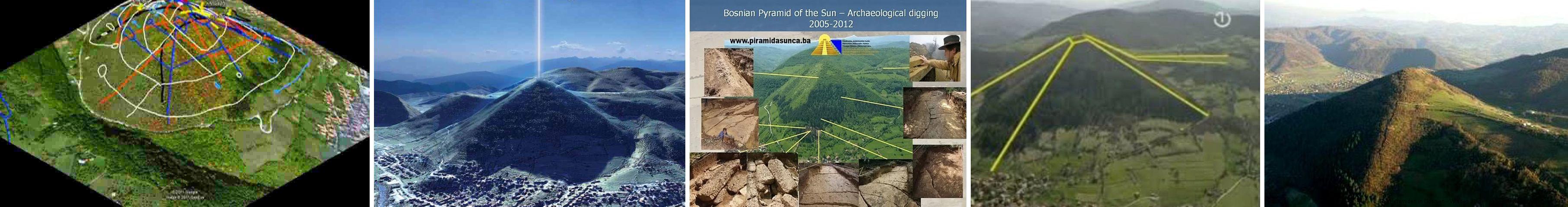 Banner Sonnenpyramide
