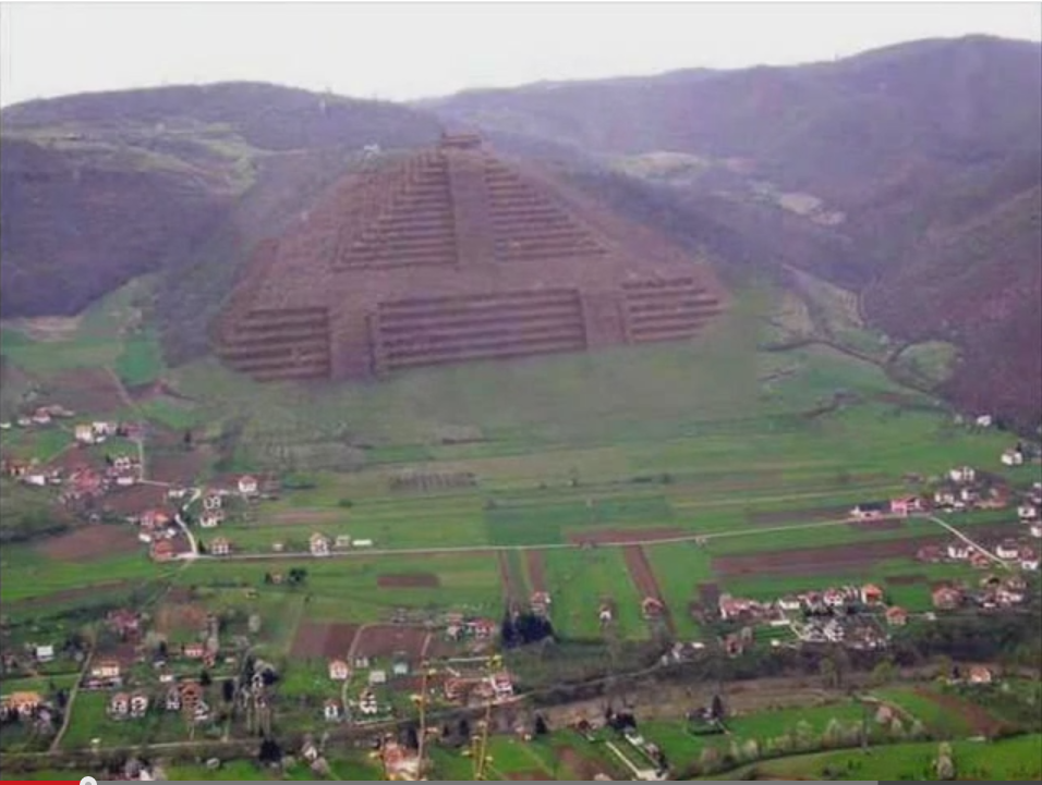 Bosnien Pyramide
