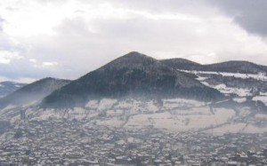 BosnianPyramidofSun_snow